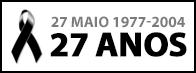 27 de Maio - 27 anos
