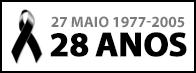 27 de Maio - 28 anos