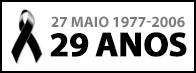 27 de Maio - 29 anos