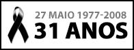 27 de Maio - 31 anos