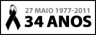 27 de Maio - 34 anos