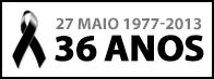 27 de Maio - 36 anos