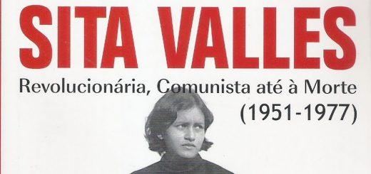Livro Sita Valles de Leonor Figueiredo