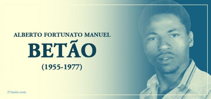 "Alberto Fortunato Manuel ""Betão"" 1955-1977"