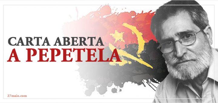 Carta aberta a Pepetela