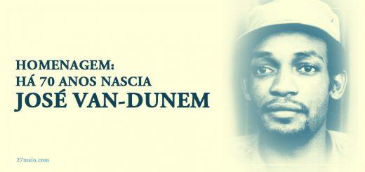 Homenagem: Há 70 anos nascia José Van-Dunem
