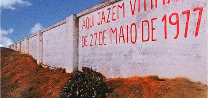 mural 27 de Maio 1977